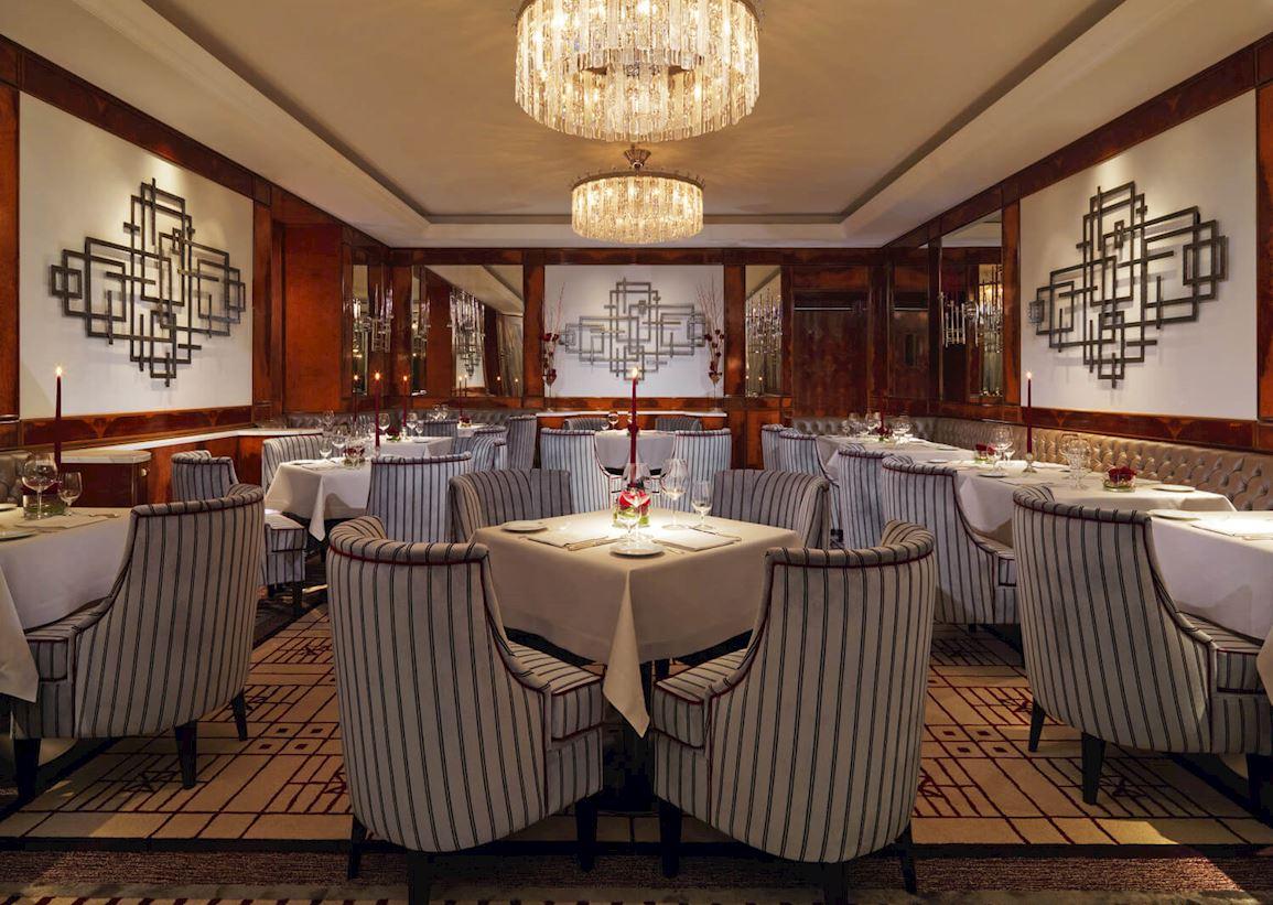 Michelin Starred Restaurant OPUS in Vienna