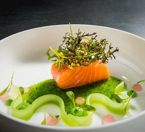 Michelin Sterne Restaurant Wien - OPUS